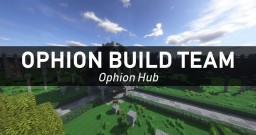 Ophion Hub Minecraft Map & Project