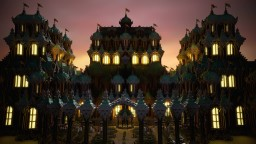 The Palace of Seku Minecraft Map & Project