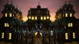 The Palace of Seku Minecraft Map & Project