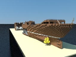 SS STATFORD WRECK Minecraft Map & Project