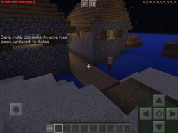 Zombie Mode Minecraft Map & Project