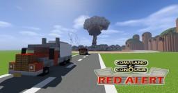 C&C Red Alert NUKE Truck Minecraft Map & Project