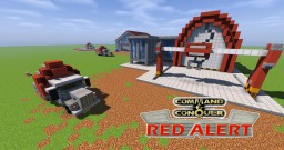 C&C Red Alert MCV Minecraft Map & Project