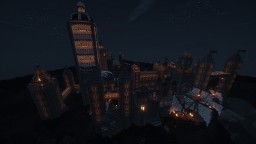 Strongstone Stronghold & city Minecraft Map & Project