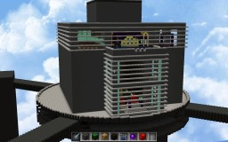 Skyview Palace Minecraft Map & Project