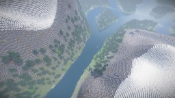 First WorldPainter World Minecraft Map & Project