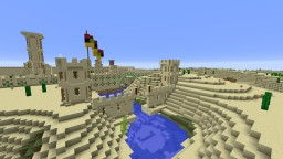 The City Of Almar (Desert City) Minecraft Map & Project