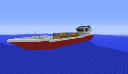 Honor - Cargo Ship Minecraft Map & Project