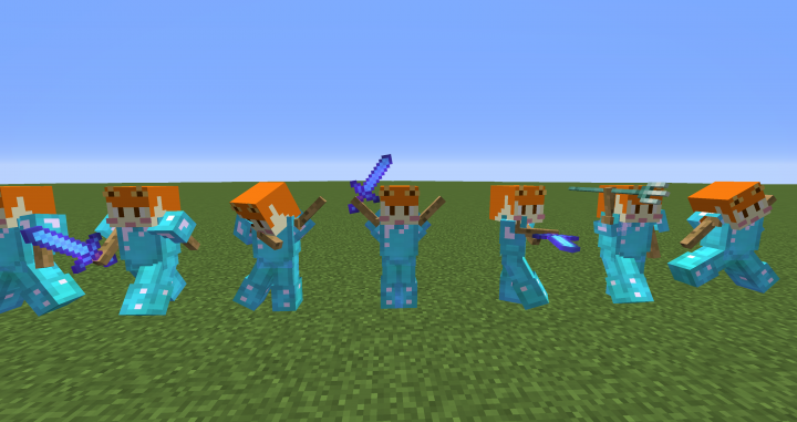 Popular Mod : Armor Stand Customizer Datapack for 1.13 (42,500,000 poses) v1.4