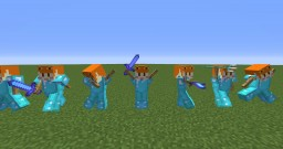 Armor Stand Customizer Datapack for 1.13 (80,275,000 poses) v1.6 Minecraft Mod