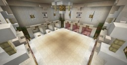 A Sala de Minigames - The Minigames Room Minecraft