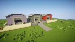 Fortnite Dusty Depot Minecraft Map & Project