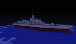 Frigate Type 23 - Duke Class Minecraft Map & Project