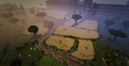 Thalion ~ Byrandir and surroundings Minecraft Map & Project