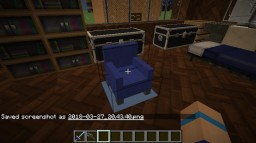 custom furniture models (1.13 snapshot) Minecraft Texture Pack