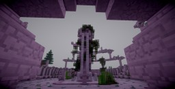 Rose's Fountain (Kagic Mod Revamp) Minecraft Map & Project