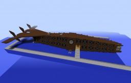 Ulysses Submarine 1:1 Scale (REDUX) Minecraft
