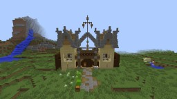 Ancient Redstone House Minecraft Map & Project