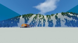 [DONE] Ski Mountain with chairlift! Minecraft Map & Project