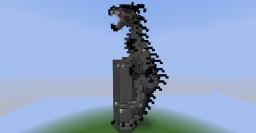 Monster on pillar Minecraft Map & Project