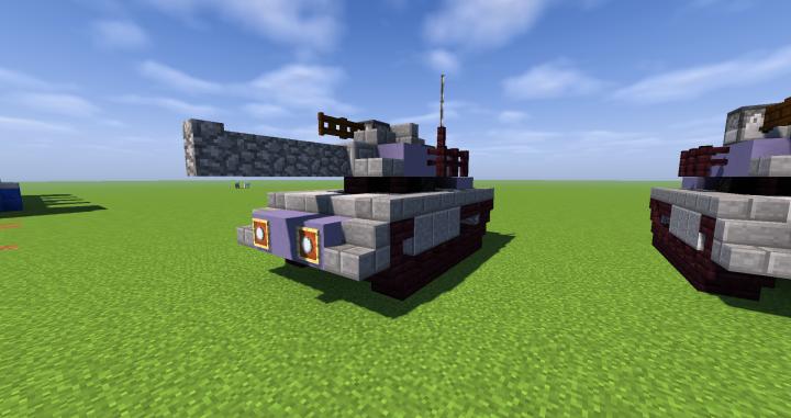 c u0026c red alert light tank minecraft project