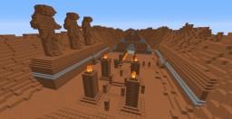 Korriban (Small) Star Wars Minecraft