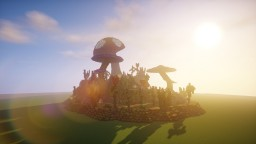 The Mushroom Forest + Download Minecraft Map & Project