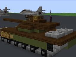 North Korean Pokpung-ho Minecraft Map & Project
