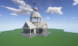 capitol building Minecraft Map & Project