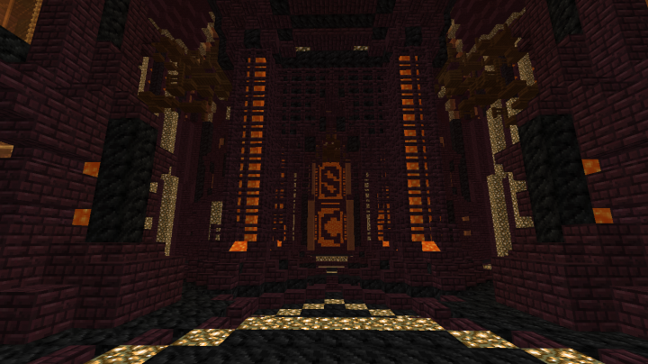 A few previews of the SlothCraft PvP arena, Spawn & The grand temple of SlothCraft