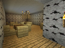 Ship And A House Minecraft Map & Project