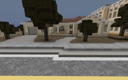 Calabasas-Inspired Home 2 Minecraft Map & Project