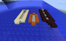 Rubber dinghy pack Minecraft Map & Project