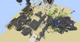 Portal 2,  Vanilla Pur !!! Minecraft Map & Project