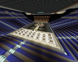 EuroSpecialVision SONG CONTEST l Edition 1 l Vienna l Arena and stage Minecraft Map & Project