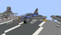 Dassault Mirage 2000 / French Army Minecraft Map & Project