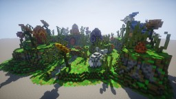 The Easter Garden + Download Minecraft Map & Project