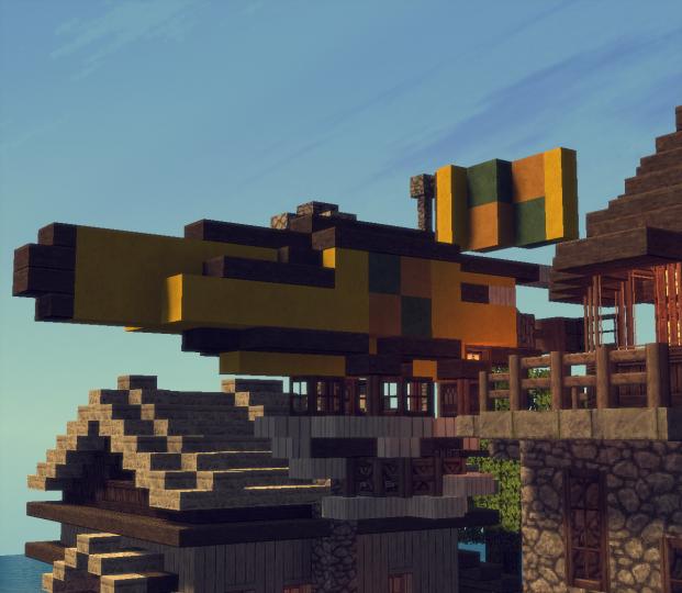 mini airship