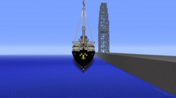 Minecraft S.S. Great Pacific Minecraft Map & Project