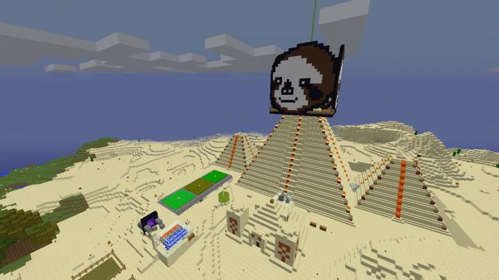 Grand temple of SlothCraft