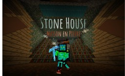 Stone House Minecraft Map & Project