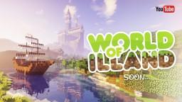 Epic Map In Minecraft! World of ILLAND Minecraft