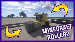 Minecraft Roller 1.8 | By Szeski + Download Minecraft Map & Project