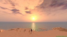 Sunsets and Sunrises Minecraft Map & Project