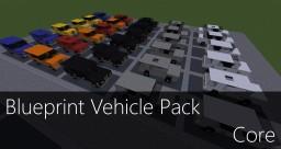 Blueprint Vehicle Pack - Core Minecraft