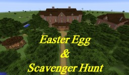 Easter Egg & Scavenger Hunt (Bonus Map) Minecraft Map & Project