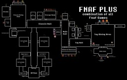 FNaF Plus Minecraft Map & Project