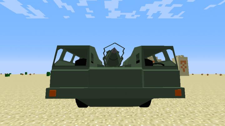 Popular Mod : Scud Missile Mod