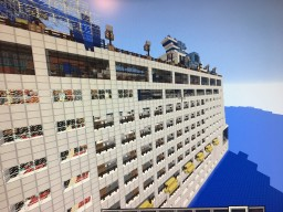 Cruise Ship-Legacy of the Seas Minecraft Map & Project