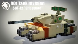 "GDI SBT-12 ""Sheppard"" Minecraft Map & Project"